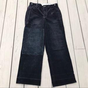 Polo Ralph Lauren Corduroy Distressed Pants